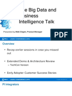 UsersConference2015 OSIsoft Ziegler BigDataandBusinessIntelligence