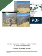 Analisis de Riesgos Huaylillas