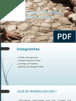 grupo 6 MINERALIZACIONES POR PROCESOS SEDIMENTARIOS Y QUIMICOS FINAL.pptx