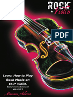 Rock+Violin - Level 1, volume I - preview