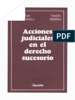 [1992] Las Acciones Judiciales en El Derecho