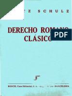 [1960] Derecho Romano Clásico