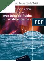 Analisis Dimensional Discriminado en Mecanica de Fluidos