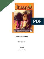 Revista Chiapas 1. 1995