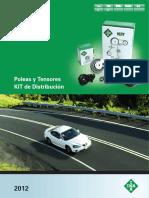 Catalogo Poleas & Tensores Ina 2012