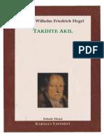 Hegel - Tarihte Akıl.pdf