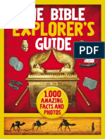 The Bible Explorers Guide Sampler