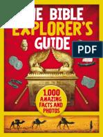 The Bible Explorers Guide Sampler