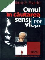 Omul in Cautarea Sensului Vietii de Victor Frankl.pdf
