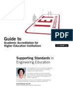 IET Academic Accreditation Brochure