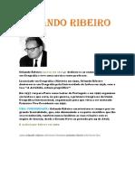 Geografia 7º ano - Orlando Ribeiro