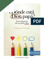 Donde esta Dios papa - Clemente Garcia Novella.pdf
