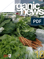 Organic News Broj 18 Jul 2012.