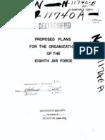 WWII 8th Air Force Organization