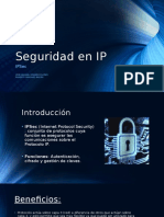 Seguridad en IP