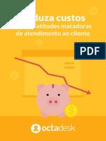 [eBook] Octadesk - Redução de Custos