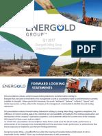 Energold Drilling _Investor Presentation
