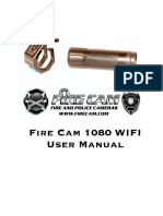 Fire Cam 1080 Wifi User Manual