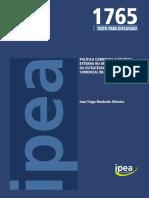 Política Comercial e Política Externa Do Brasil 1995_2010