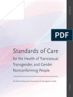 WPATH - 2011 - Standards of Care Version 7