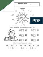Matemática 10