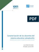 Caracterizaci+¦n Docentes, Hern+índez.pdf