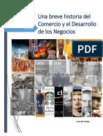 Una Breve Historia Del Comercio y El Desarrollo de Los Negocios