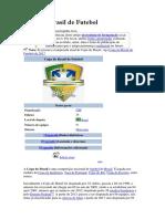 Copa Do Brasil de Futebol