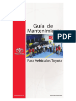 Guia Mantenimiento Toyota Vfg