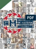 PROGRAMA DE LAS PONENCIAS DEL II CONGRESO DE HISTORIA 2016.pdf