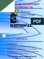 Lectura de Medidores Electronicos