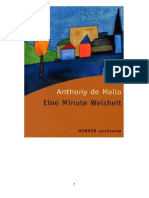 de Mello, Anthony - Eine Minute Weisheit.pdf