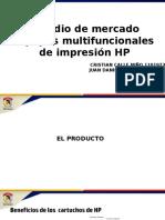 IMPRESORAS HP (Analisis Del Mercado)