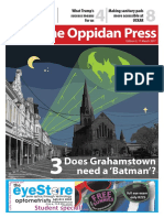 The Oppidan Press - Edition 2 - March 2017