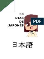 30 Dias de Japones eBook