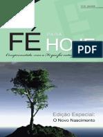 Revista Fé Para Hoje - Número 33 - Ano 2008