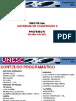 Aula 01 - 19-07-16 - Materiais de Construção II.pdf