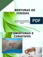 Coberturas de Feridas - Completo.pptx