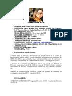 Curriculum Vitae Kr (1)