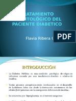 Tratamiento Odontológico Del Paciente Diabetico
