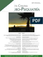 Revista Chilena Neuro Psiquiatria v49 n2 Julio Septiem 2011