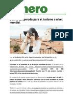 Articulo Turismo Mundial Haga Clika Aqui