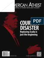 Fourth Quarter 2016 - American Atheist Magazine