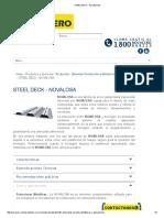 Steel Deck - Novalosa