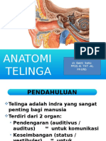 ANATOMI TELINGA PPT