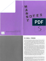 Max Maven - Mawny Notes
