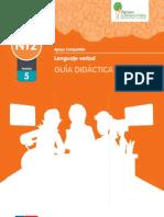 GUÍA DIDÁCTICA LEN5