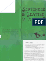 Max Maven - September in Seattle Notes