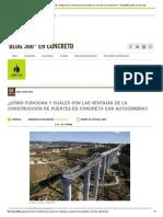 ¿Cómo Funciona y Cuáles Son Las Ventajas de La Construcción de Puentes en Concreto Con Autocimbra_ - Blog 360 Grados en Concreto