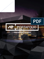 Portfolio Arquitectura Habitable